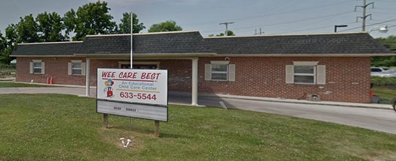 Wee Care Best ChildCare Hanover, Pa High Street Building