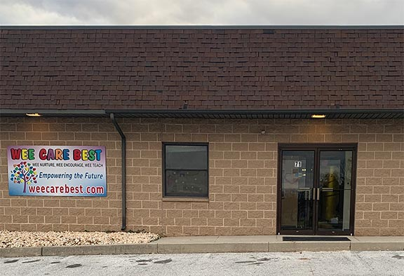 Wee Care Best, Child Care Center, 71 Fairview Drive, Hanover, PA